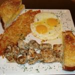 Souvlaki Breakfast