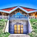 Kiona Vineyards and Winery Tasting Room in the Red Mountain AVA