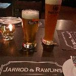 the happy hour draught beer