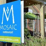 Now- MOSAIC restaurant....Cafe no more!