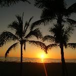 Esta foto fue tomada desde la orilla del hotel Mayan Palace de Nuevo Vallarta, Nayarit