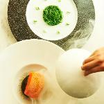 Tasmanian Ocean Trout - Opus Restaurant