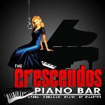 The piano lady logo