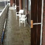 Trennwände zwischen den Balkons Fehlern
