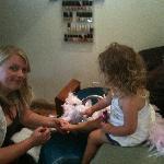 kids pedicure