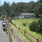Belgrave station start