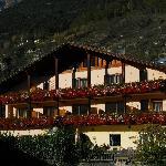 Landhotel Anna im Herbst
