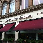Italian Kitchen facade