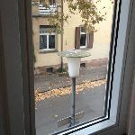 That dreaded street light outside my window..Room 111