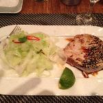Tuna Steak..Yummy..