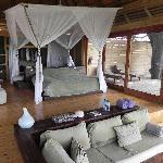 Große Suite mit Terrasse und Pool