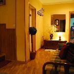 detalls accés habitacions , detalles acceso habitaciones