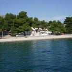 Rozac beach
