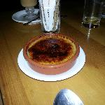 Whote Chocolate Creme Brulee
