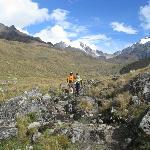 2nd on the Vilcabamba trek, Perù Oct. 2012
