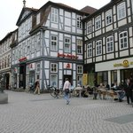 More typical buildings in Hameln
