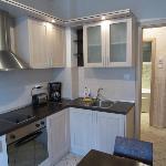Kitchen - Vitosha apartment