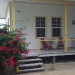 Cabana in the garden