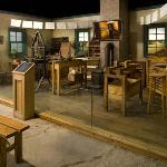 Original Independence Printing Office Reconstruction