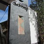 La Puerta de ingreso al Hotel