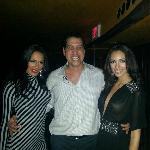 Genesis, Pepa and  Miss Puerto Rico 2013, Monic Perez