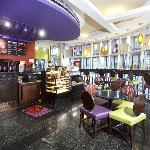 PJ's Coffee & Cafe' located @ Royal St. Charles Hotel