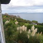 Hotel garden and summerhouse