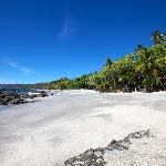 The Beach in front of Ylang Ylang