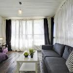 """Living Room at """"Warbler Unit"""""""