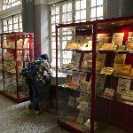 Large stamp section at the Post Office (5)