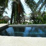 piscina personale in camera