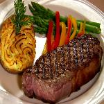 Award-winning steaks