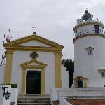 Chapel of Our Lady Guia and the Guia Lighthouse