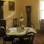 inside Entally estate house
