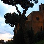 Cathedral near Alma Domus