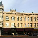 Geiser Grand Hotel, Baker City, Oregon.