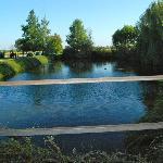 il laghetto del Mulino