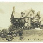 """The Manor House was originally called """"The Alders"""" when it was built in 1898"""