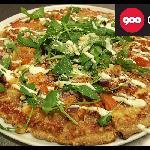 The spelt pizza