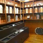 Macau Tea Culture House - old tea shop