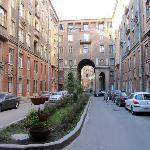 MIR Fontanka Hostel Foto