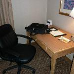 Computer desk with chair Good WiFi