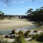 Creek Low tide