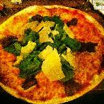 Pizza Bistecca