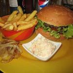 The Burger @ Square One