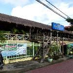 Welcome at Black Grouper Restaurant