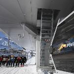 Ski Area Pfelders Plan