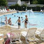 Outdoor Swimming Pool at Parkdean Cherry Tree Holiday Park