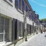 entrée rue Balzac