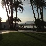 Overlooking Nile